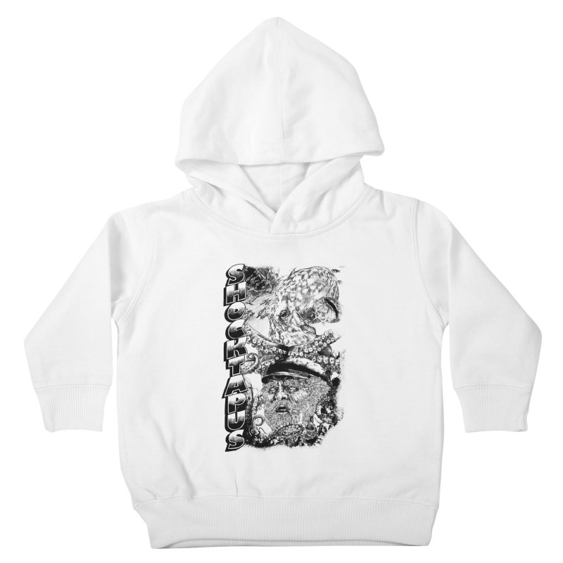 SHOCKTAPUS Kids Toddler Pullover Hoody by Joshua Kemble's Shop