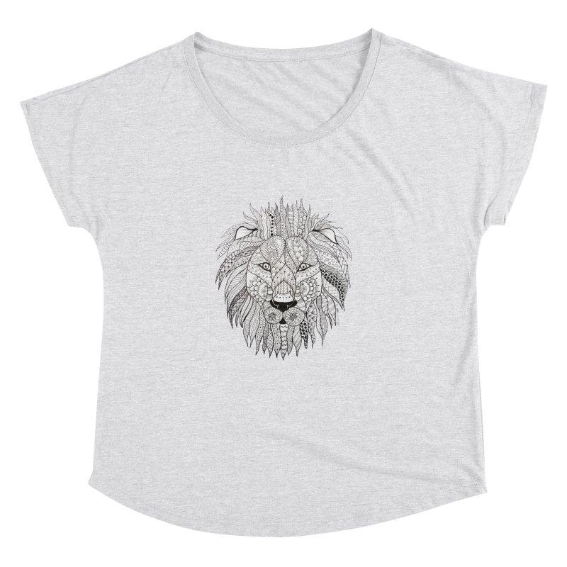 Paisley Lion Women's Dolman by josmithcreative's Artist Shop