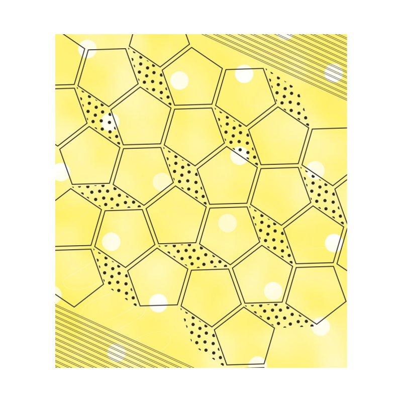 Shapes // Yellow by josmithcreative's Artist Shop