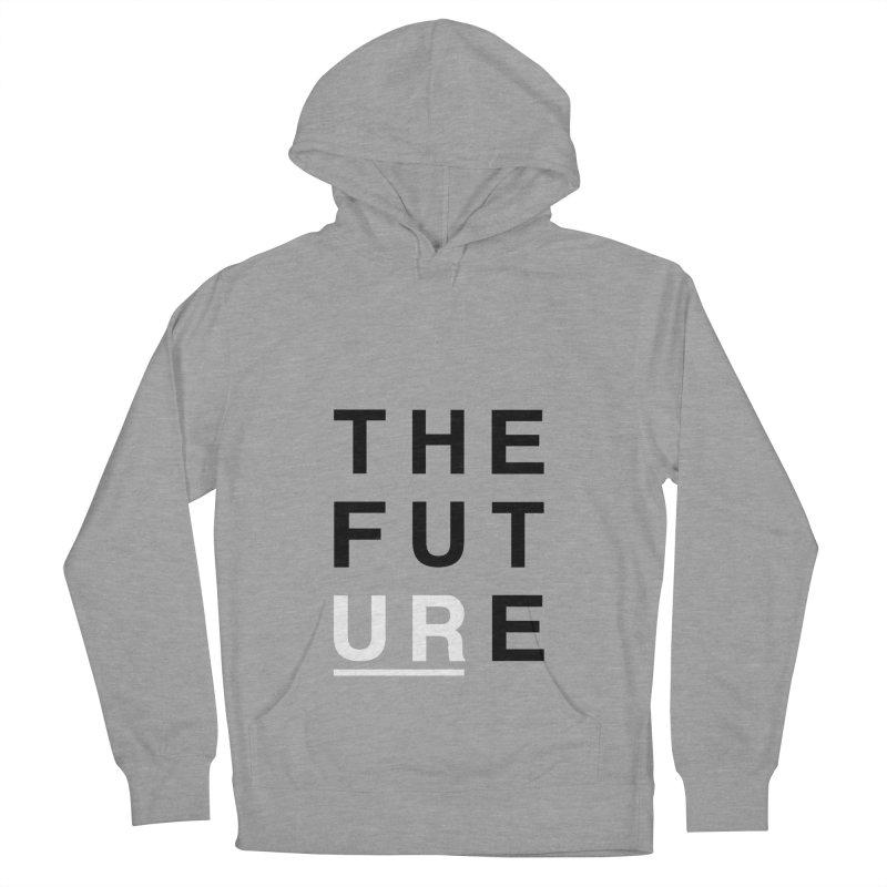 U R // the future Men's Pullover Hoody by josmithcreative's Artist Shop