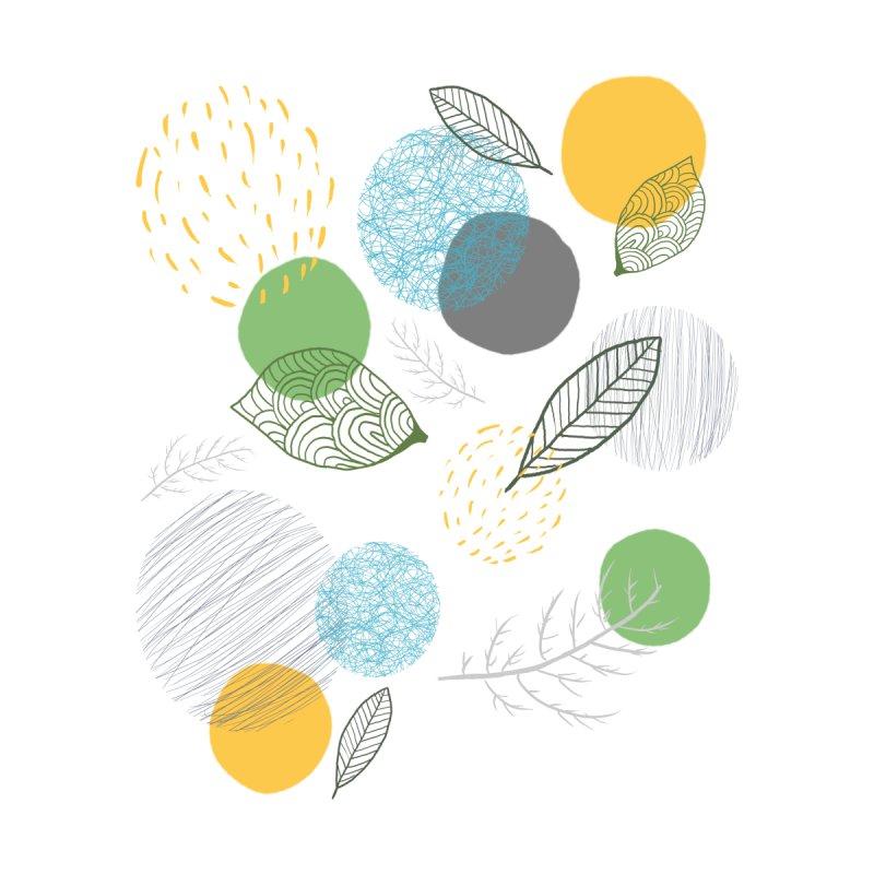 NATURE // spots & leaves by josmithcreative's Artist Shop
