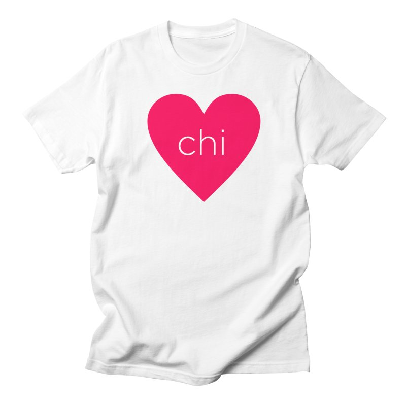 Chi Love Men's Regular T-Shirt by Jost Sauer Chi Cycle Lifestyle