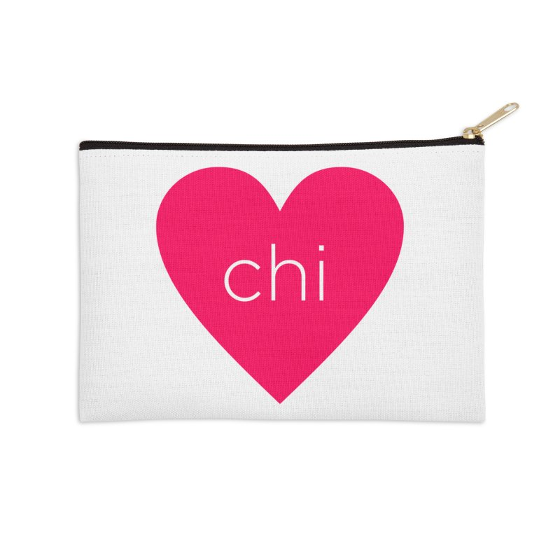 Chi Love Accessories Zip Pouch by Jost Sauer Chi Cycle Lifestyle