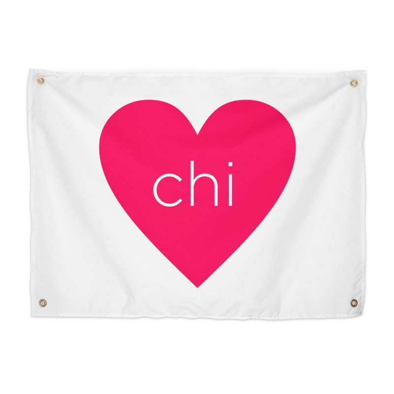 Chi Love Home Tapestry by Jost Sauer Chi Cycle Lifestyle
