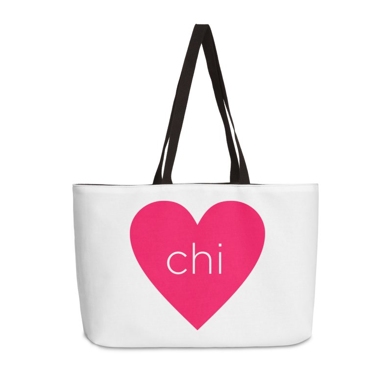 Chi Love Accessories Weekender Bag Bag by Jost Sauer Chi Cycle Lifestyle