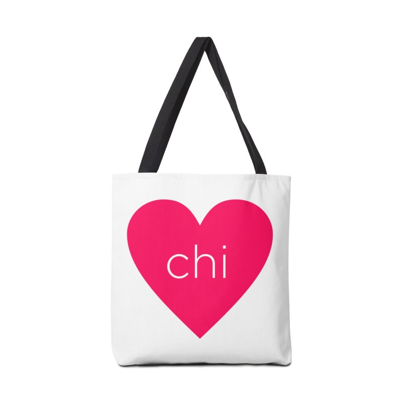 Chi Love Accessories Tote Bag Bag by Jost Sauer Chi Cycle Lifestyle