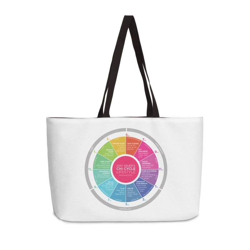 Chi Cycle Wheel Accessories Bag by Jost Sauer Chi Cycle Lifestyle