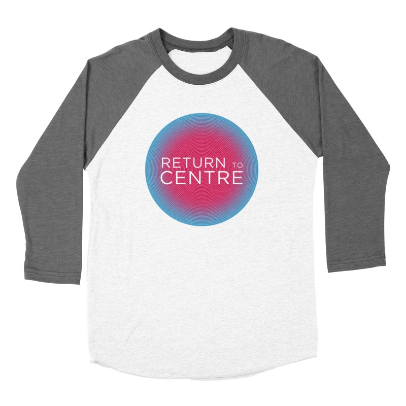 Return to Centre Women's Longsleeve T-Shirt by Jost Sauer Chi Cycle Lifestyle