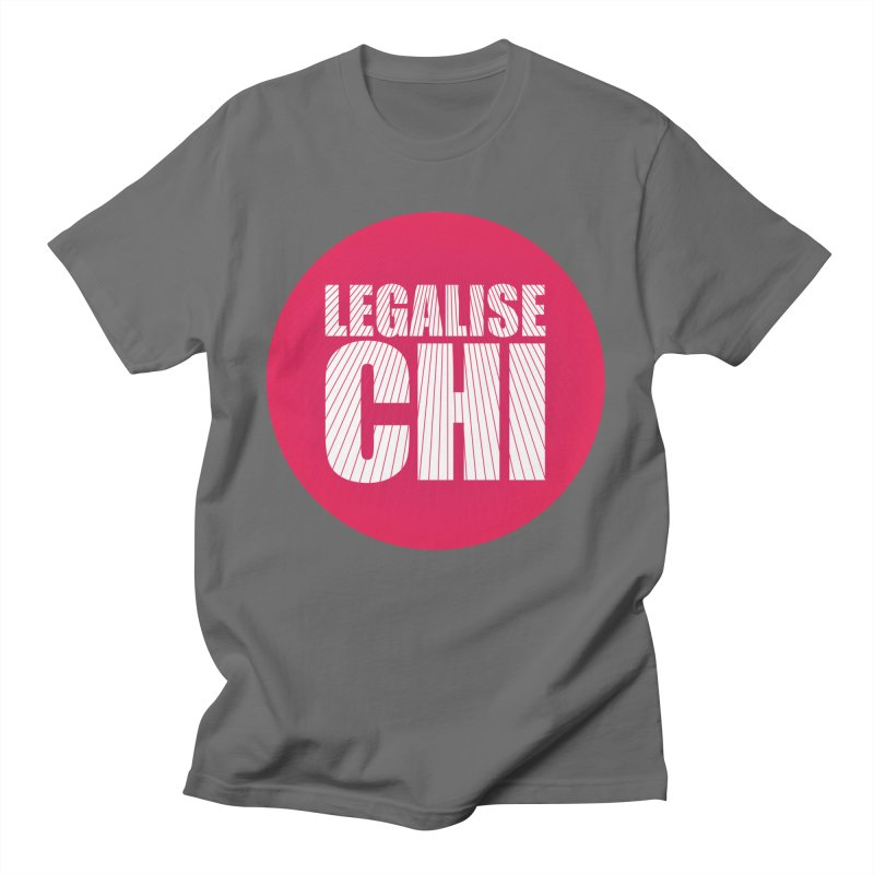 Legalise Chi Men's T-Shirt by Jost Sauer Chi Cycle Lifestyle