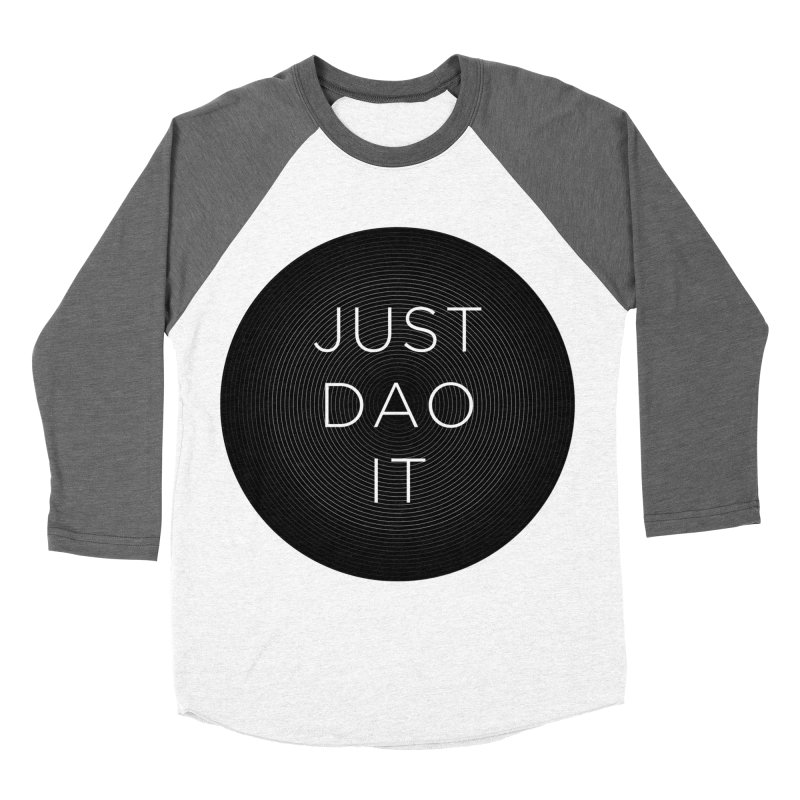 Just Dao it Women's Longsleeve T-Shirt by Jost Sauer Chi Cycle Lifestyle