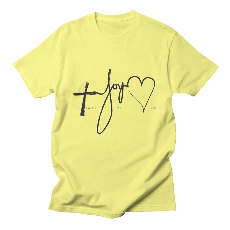 faith-joy-love Women's T-Shirt by Journey of You - fitness and lifestyle