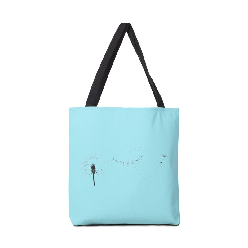 heart-path Accessories Bag by Journey of You - fitness and lifestyle