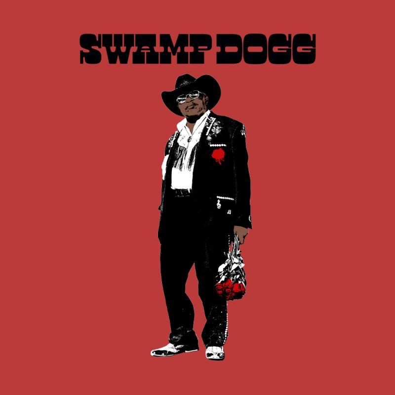 Swamp Dogg: Roses Men's Pullover Hoody by Joyful Noise Recordings
