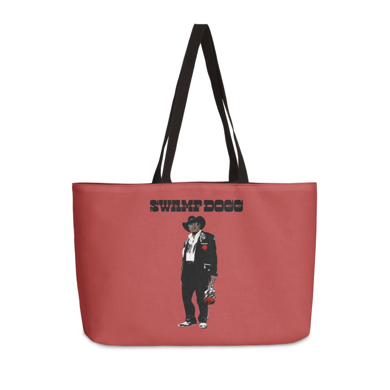 Swamp Dogg: Roses Accessories Bag by Joyful Noise Recordings