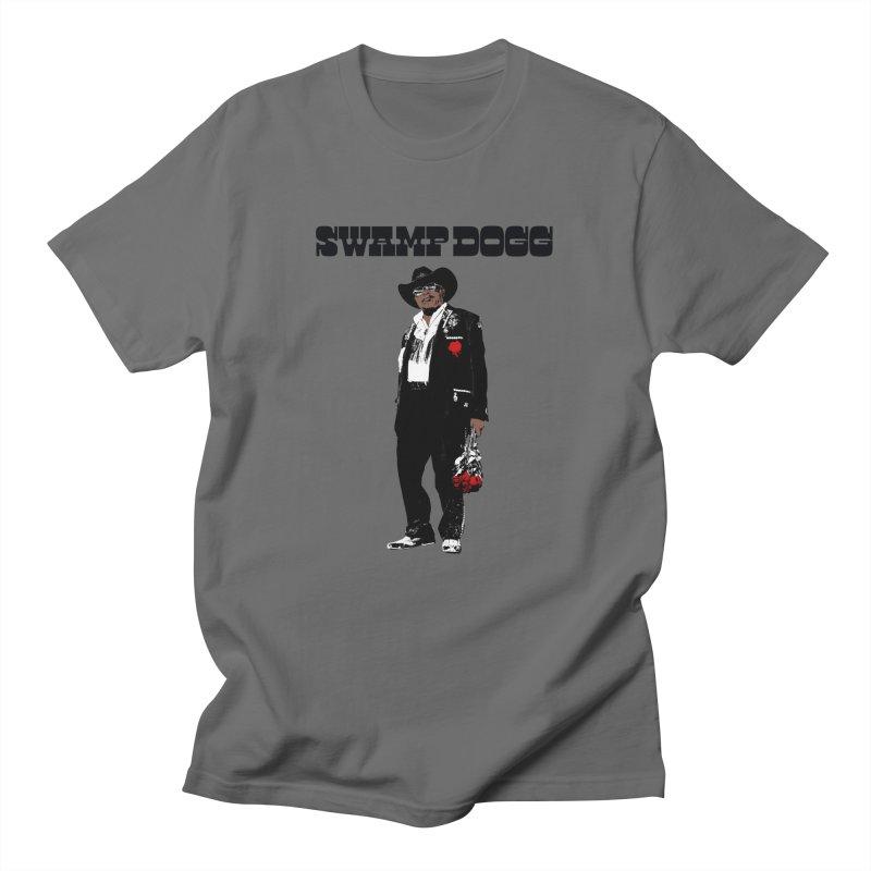 Swamp Dogg: Roses Men's T-Shirt by Joyful Noise Recordings