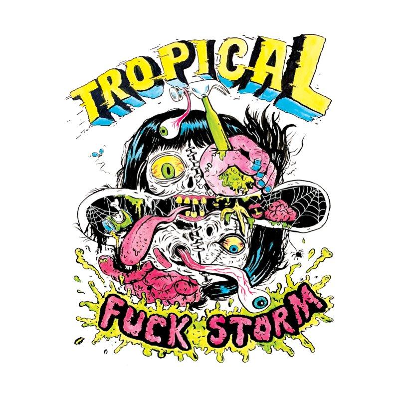 Tropical Fuck Storm (Becker Goon) Men's Sweatshirt by Joyful Noise Recordings