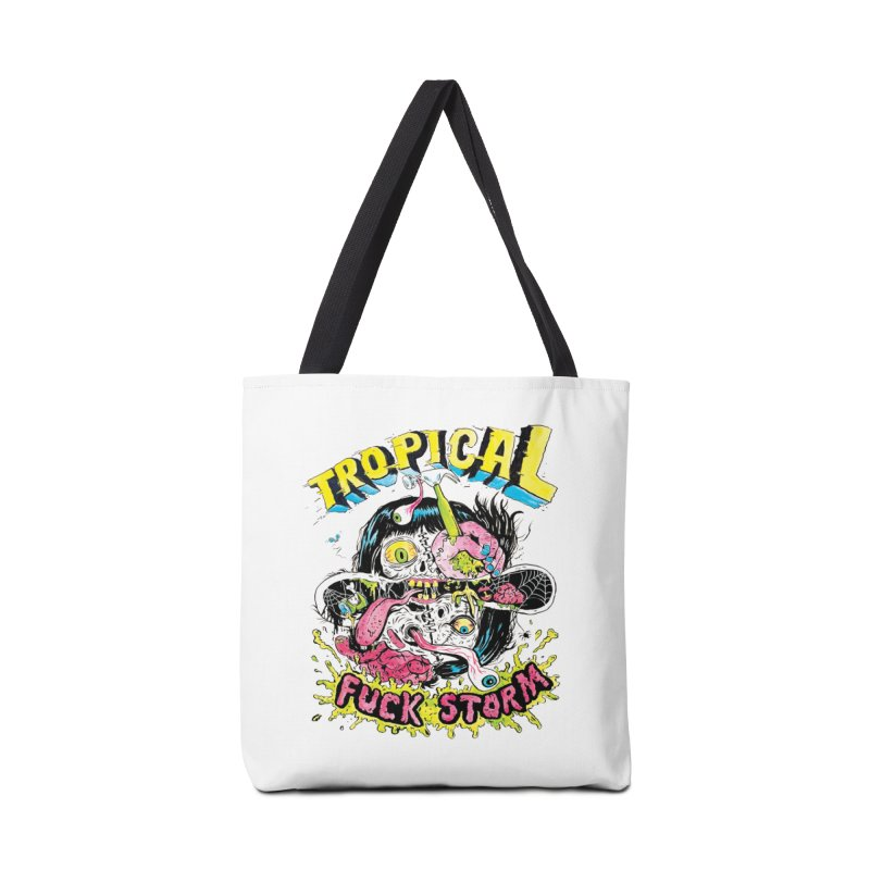 Tropical Fuck Storm (Becker Goon) Accessories Bag by Joyful Noise Recordings