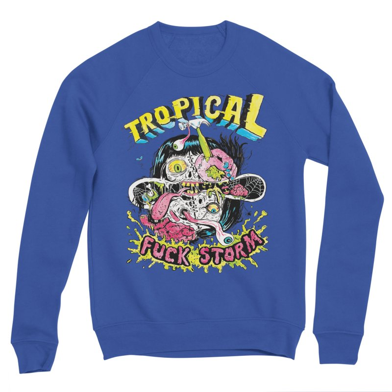Tropical Fuck Storm (Becker Goon) Women's Sweatshirt by Joyful Noise Recordings