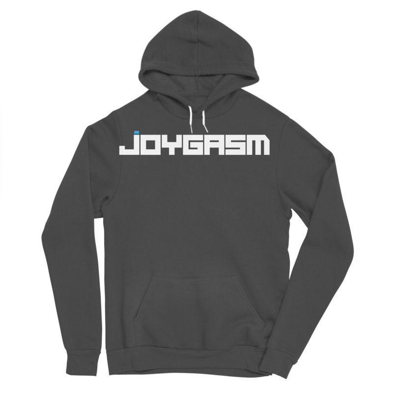 Joygasm Logo Full Name Women's Sponge Fleece Pullover Hoody by The Joygasm Store