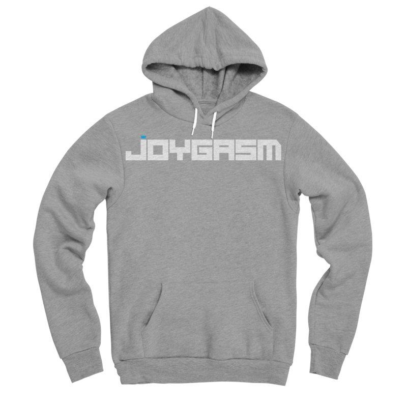 Joygasm Logo Full Name Women's Sponge Fleece Pullover Hoody by The Joygasm Store