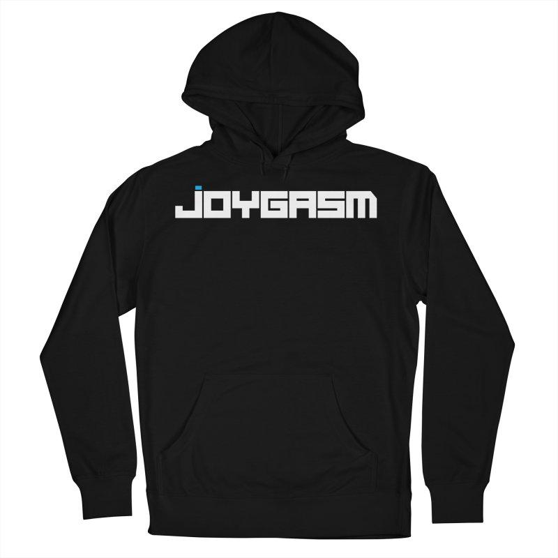 Joygasm Logo Full Name Women's French Terry Pullover Hoody by The Joygasm Store