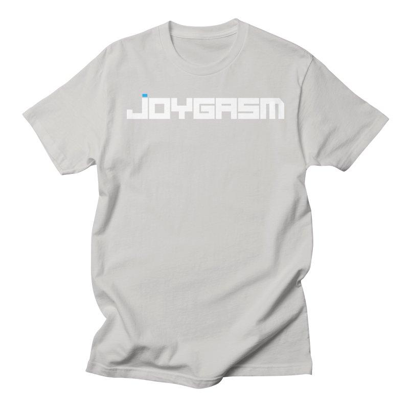 Joygasm Logo Full Name Women's Regular Unisex T-Shirt by The Joygasm Store