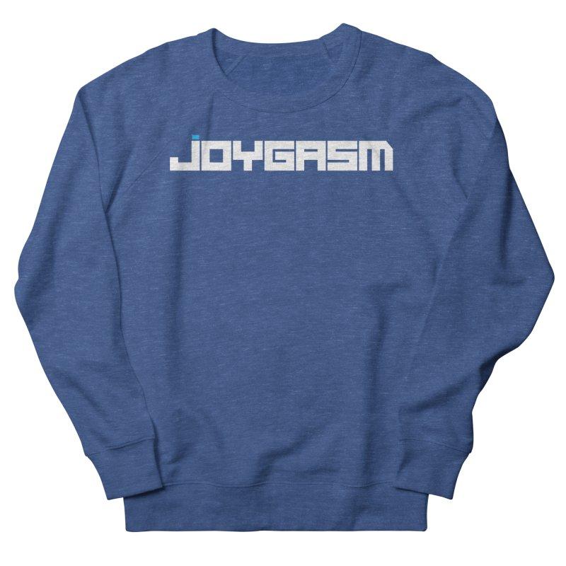 Joygasm Logo Full Name Men's Sweatshirt by The Joygasm Store