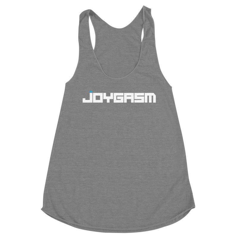 Joygasm Logo Full Name Women's Tank by The Joygasm Store