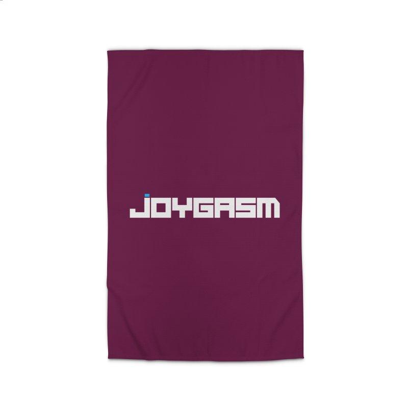 Joygasm Logo Full Name Home Rug by The Joygasm Store