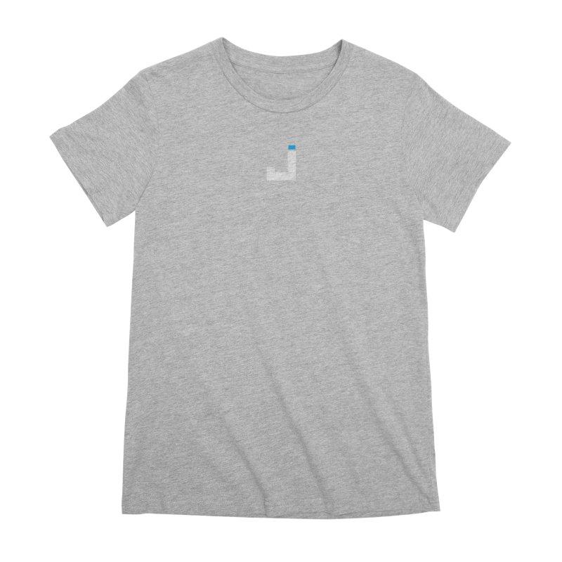 Joygasm Logo (no text) Women's Premium T-Shirt by The Joygasm Store