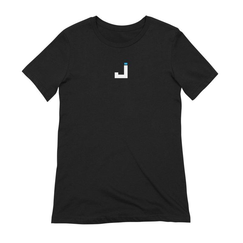 Joygasm Logo (no text) Women's Extra Soft T-Shirt by The Joygasm Store