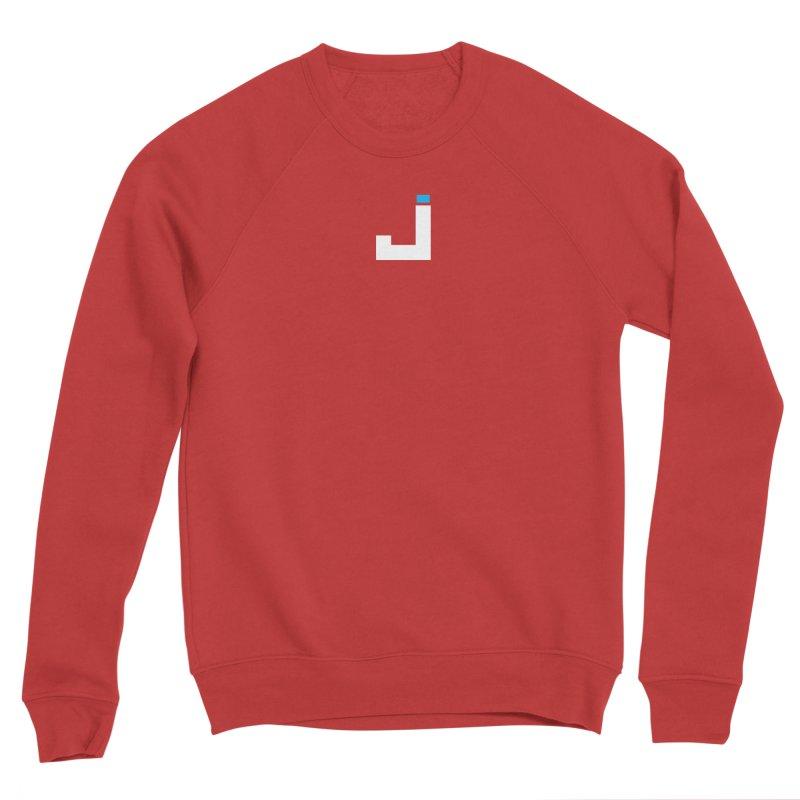 Joygasm Logo (no text) Men's Sponge Fleece Sweatshirt by The Joygasm Store