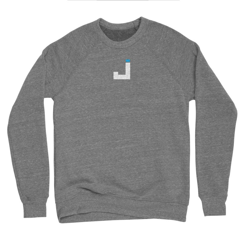 Joygasm Logo (no text) Women's Sponge Fleece Sweatshirt by The Joygasm Store