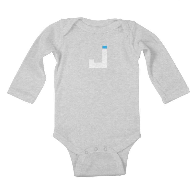 Joygasm Logo (no text) Kids Baby Longsleeve Bodysuit by The Joygasm Store