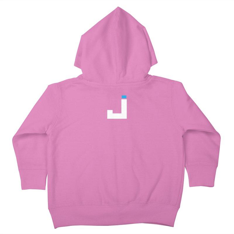 Joygasm Logo (no text) Kids Toddler Zip-Up Hoody by The Joygasm Store