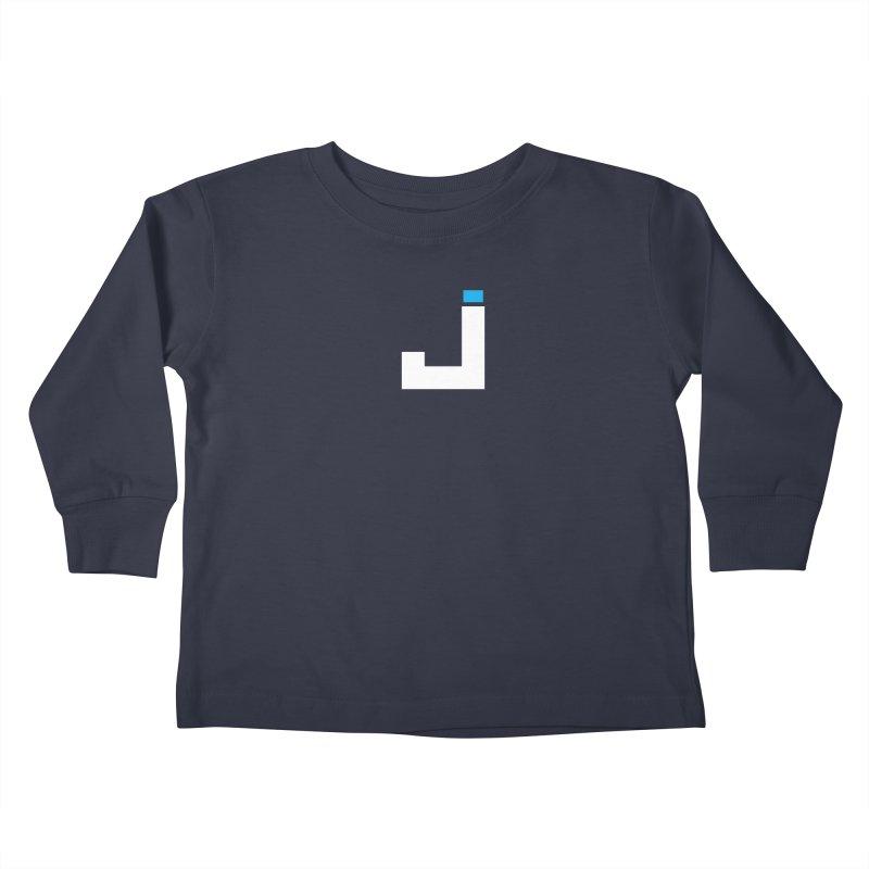 Joygasm Logo (no text) Kids Toddler Longsleeve T-Shirt by The Joygasm Store