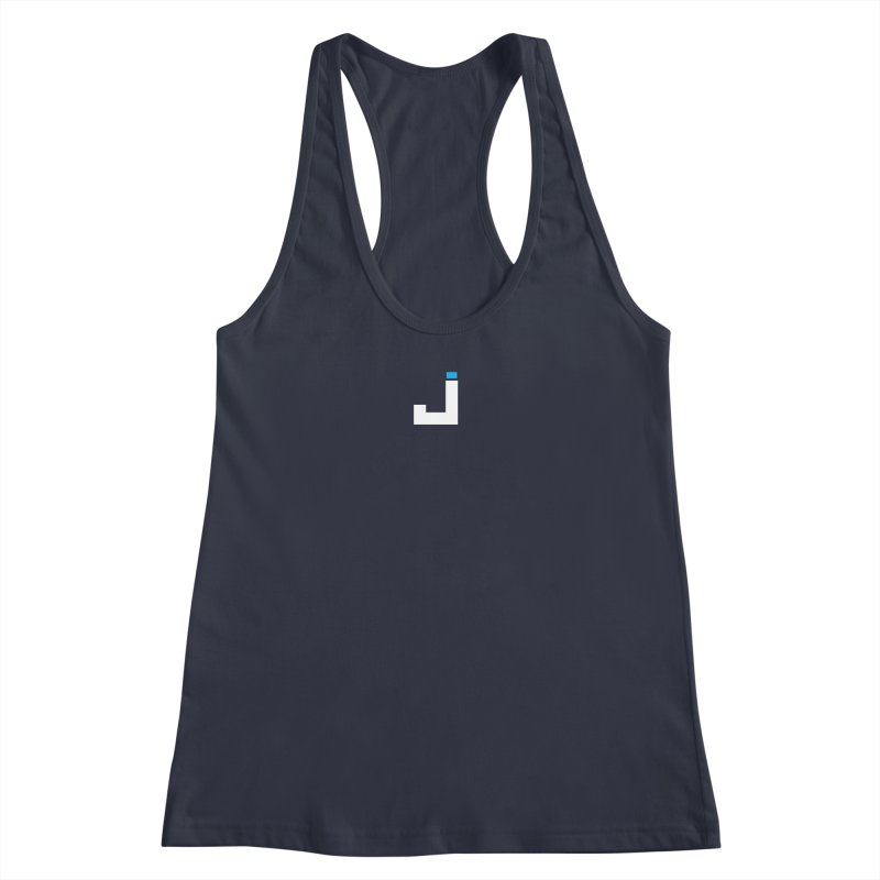 Joygasm Logo (no text) Women's Racerback Tank by The Joygasm Store