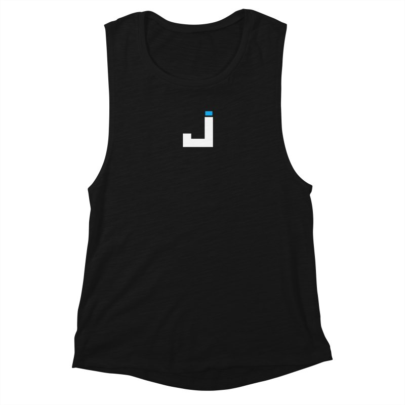 Joygasm Logo (no text) Women's Muscle Tank by The Joygasm Store