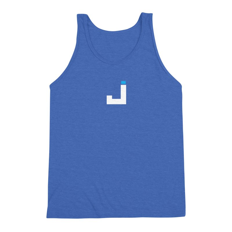 Joygasm Logo (no text) Men's Triblend Tank by The Joygasm Store