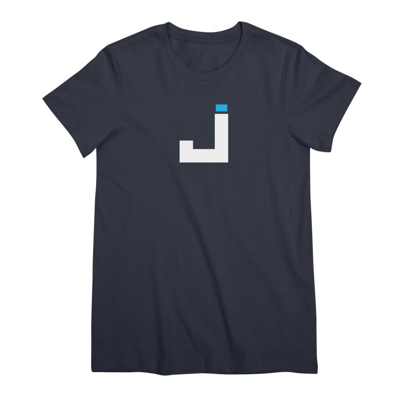 Joygasm Medium Size Logo (no text) Women's Premium T-Shirt by The Joygasm Store