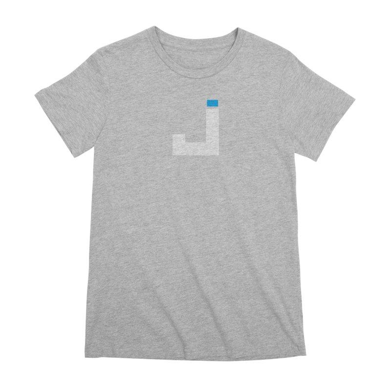 Joygasm Medium Size Logo (no text) Women's Premium T-Shirt by The Joygasm Store