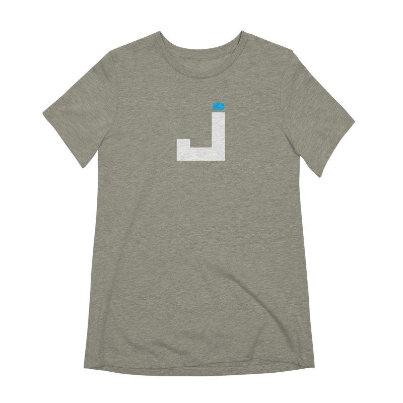 Joygasm Medium Size Logo (no text) Women's Extra Soft T-Shirt by The Joygasm Store