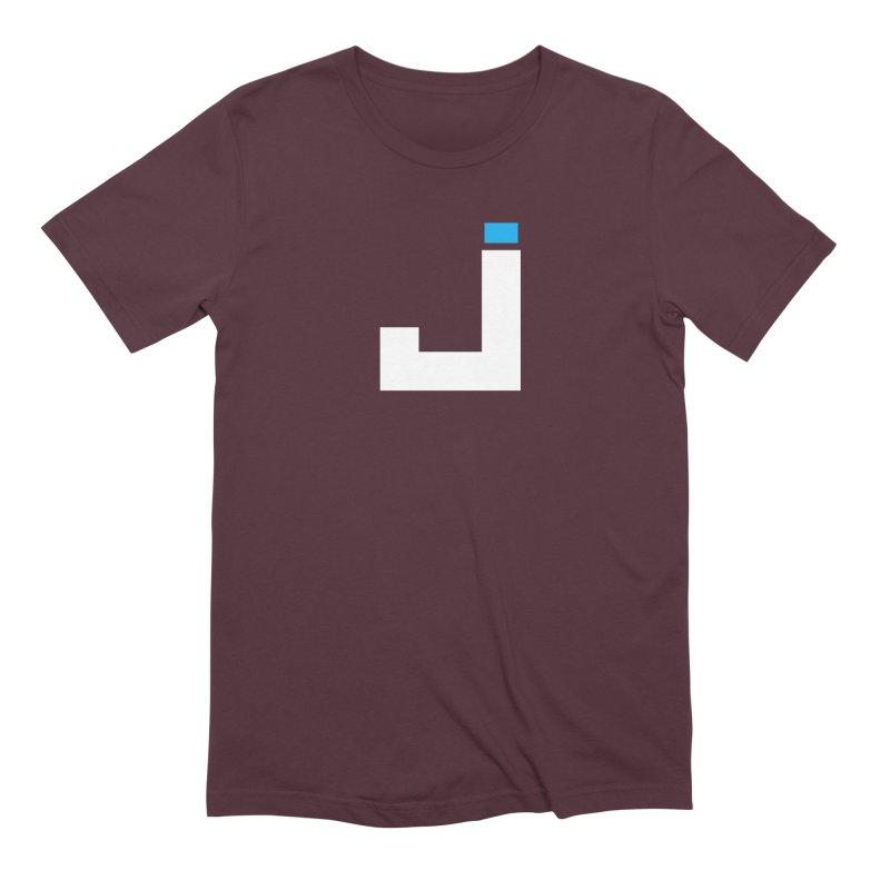 Joygasm Medium Size Logo (no text) Men's Extra Soft T-Shirt by The Joygasm Store