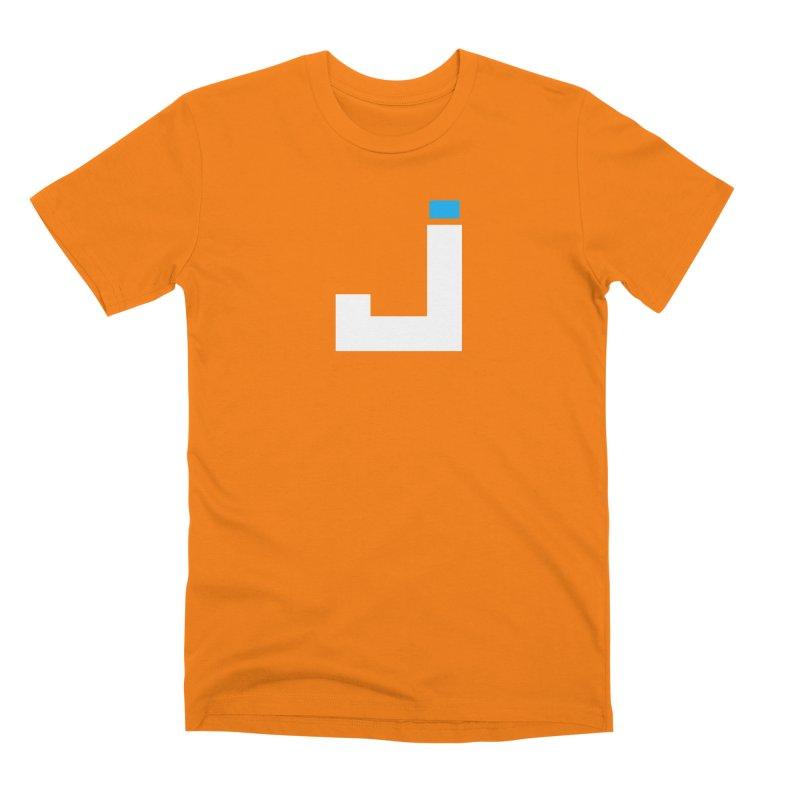 Joygasm Medium Size Logo (no text) Men's Premium T-Shirt by The Joygasm Store
