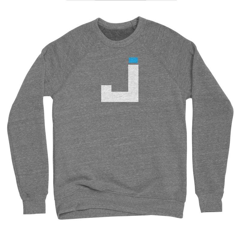 Joygasm Medium Size Logo (no text) Women's Sponge Fleece Sweatshirt by The Joygasm Store