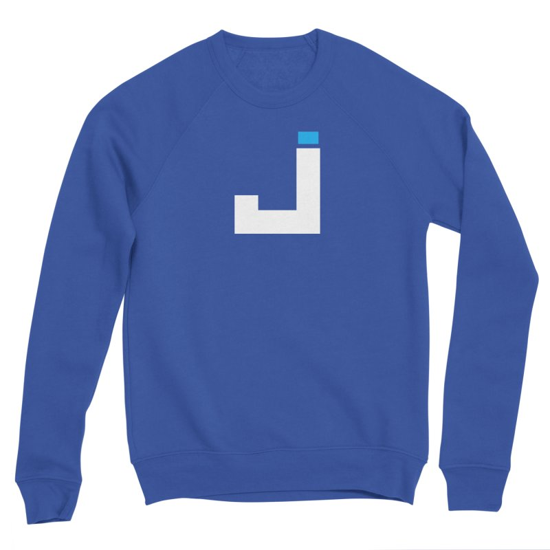 Joygasm Medium Size Logo (no text) Men's Sponge Fleece Sweatshirt by The Joygasm Store