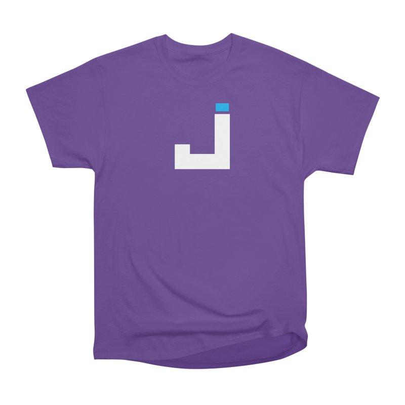 Joygasm Medium Size Logo (no text) Men's Heavyweight T-Shirt by The Joygasm Store