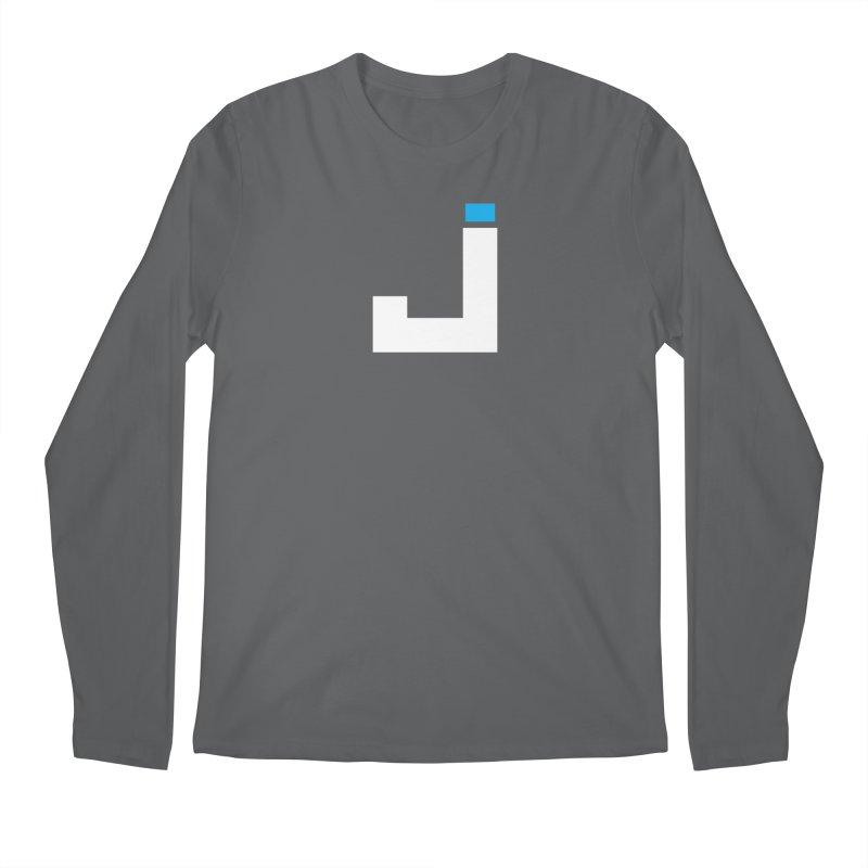 Joygasm Medium Size Logo (no text) Men's Longsleeve T-Shirt by The Joygasm Store