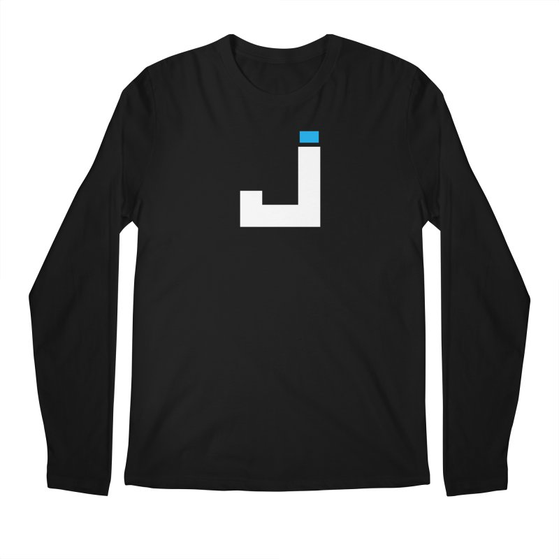 Joygasm Medium Size Logo (no text) Men's Regular Longsleeve T-Shirt by The Joygasm Store