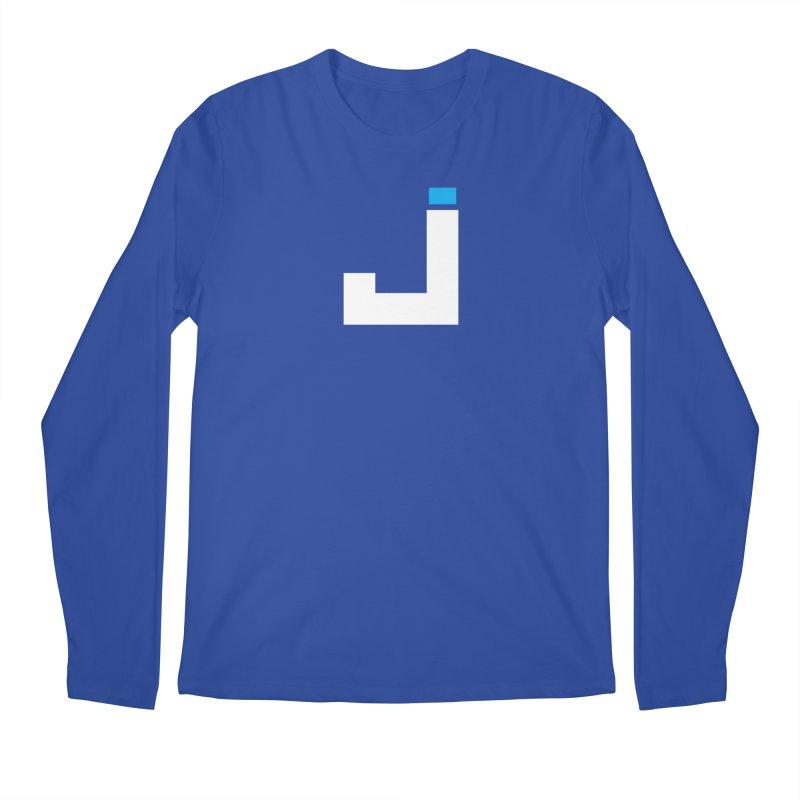 Joygasm Medium Size Logo (no text) Men's Regular Longsleeve T-Shirt by The Joygasm Store